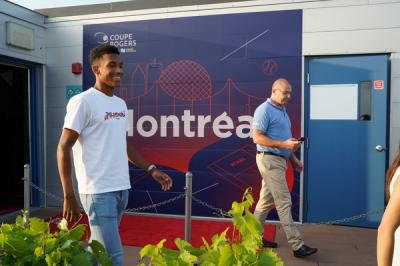 Felix Auger-Aliassime earns a place on special ranking list