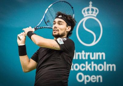 Fabio Fognini to return to Stockholm Open this year