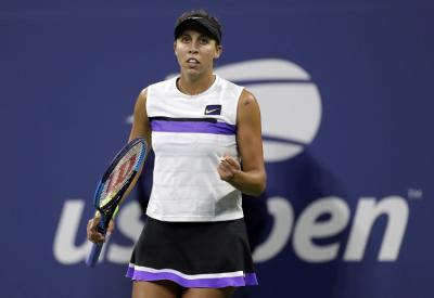 Madison Keys focuses on third round after beating Zhu Lin