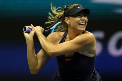 Does passion override performance for Maria Sharapova?