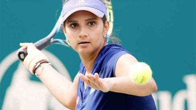Sania Mirza Says Winning an Olympic Medal is Her Goal