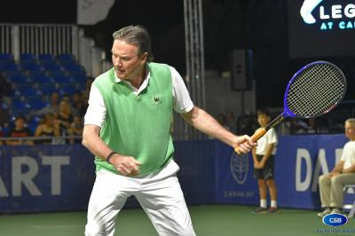 Jimmy Connors Part of Trip Working to Revive American Tennis
