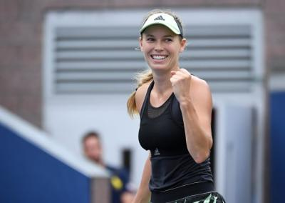 Wozniacki: Wife and fighter but can she still reach the top?