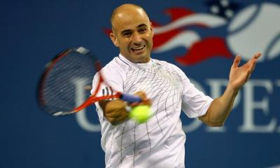 Andre Agassi Talks About Importance of Education for Children