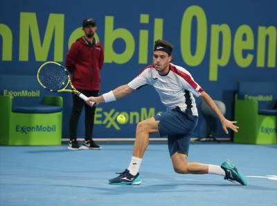 Marco Cecchinato delays Stockholm debut as he pulls out of event