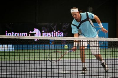 Joachim Johansson gives up his Stockholm Open qualifying wildcard