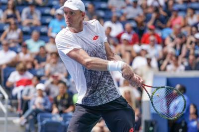 Heart, grit and willpower: Kevin Anderson can be competitive again