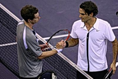 On this day: Andy Murray edges Roger Federer in Madrid semi-final