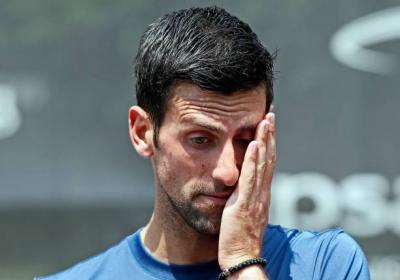 Djokovic gets less support than Roger Federer and Rafael Nadal, says mother