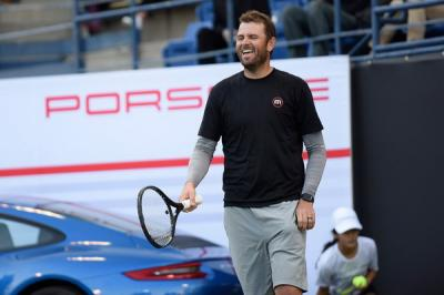 Mardy Fish: 'Taylor Fritz, Frances Tiafoe and Reilly Opelka are our future'