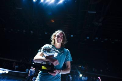 Stefanos Tsitsipas to chase title defense in Marseille 2020