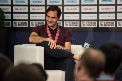 Roger Federer: 'My dream was to become a top 100 player'