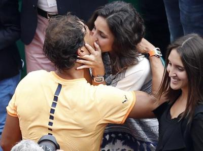 What Rafael Nadal plans to do with wife Xisca after retirement