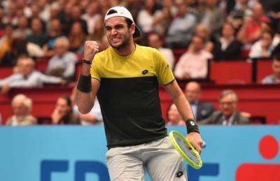 Matteo Berrettini's sensational year culminates with 8th spot at ATP Finals