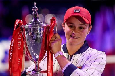 Is Ashleigh Barty the 2019 WTA Queen?