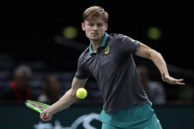 What does David Goffin need to get back to winning a title?