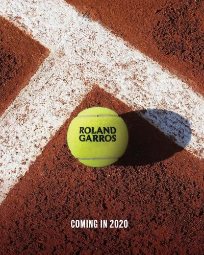 Wilson now the official Roland Garros ball