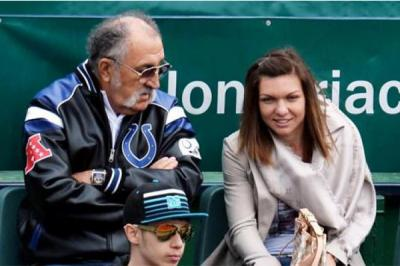 Tiriac reveals shocking dialogues with Halep during Wimbledon and US Open