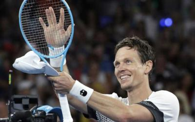 Tomas Berdych: the farewell of a magnificent loser