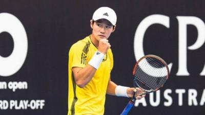 Rising star Sonwoo Kwon confirmed for Kooyong Classic