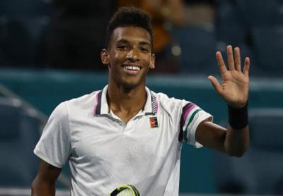 Felix Auger-Aliassime speaks on his humble approach to spending money