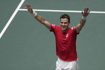 Tennis stories of 2019: How Vasek Pospisil became the star of the revamped Davis Cup