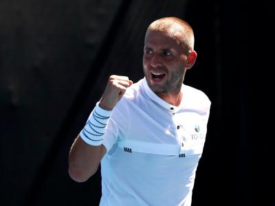 Dan Evans excited about representing Great Britain at ATP Cup