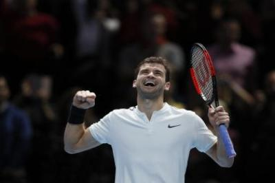 Grigor Dimitrov Would Like to be an Example to All Children