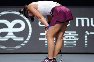 Bianca Andreescu shares injury update, hoping to get ready for start of 2020