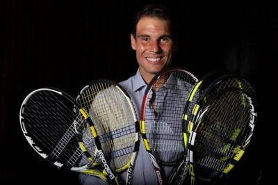 Babolat is like family to Rafael Nadal, says CEO
