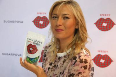 Maria Sharapova speaks about her eating regime