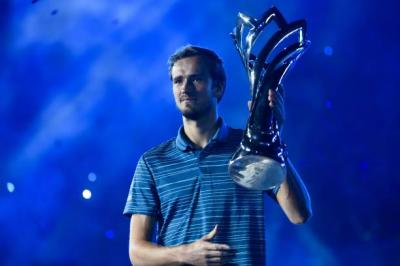 Daniil Medvedev: 'To be honest with you, I did not expect to be so successful!'