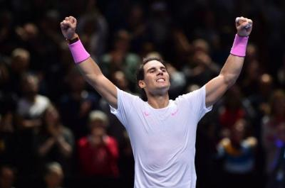 Rafael Nadal thought of an early career end in Spring 2019