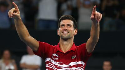"""Novak Djokovic: """"I really care about playing for Serbia"""""""
