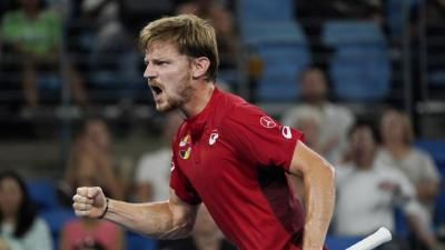 """David Goffin: """"I think we have a good chance"""""""