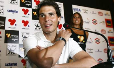 Nadal´s press conference at Vina Del Mar