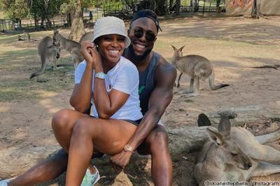 Serena Williams' call to action repeated by Stephens and fiancé | Bushfire relief