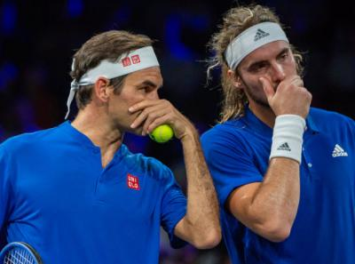 Marcos Baghdatis: Stefanos Tsitsipas reminds me of Roger Federer when he was younger