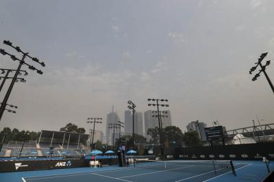 Jay Clarke: There was talk of moving Australian Open qualifying matches indoors