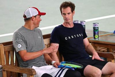 Bob Bryan on Andy Murray: 'I expect to see him playing for many more years, winning'
