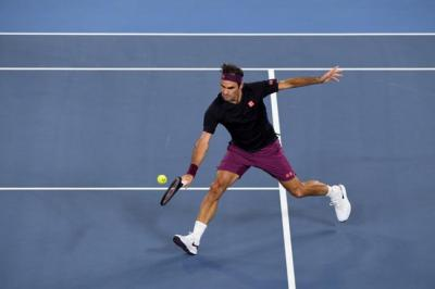How much will the Olympics affect Roger Federer's 2020 schedule?