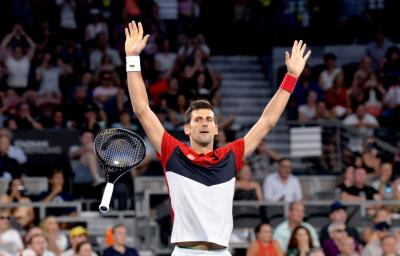 Novak Djokovic: I'm proud, grateful and now I want to enjoy more my time on court