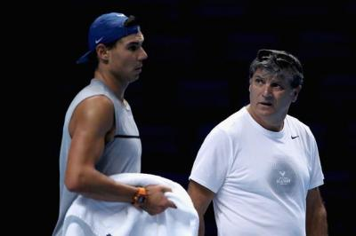 Toni Nadal Hits Back at Schnur Comments on Roger Federer &Rafael Nadal Being Selfish
