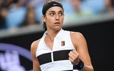 Caroline Garcia receives hateful messages post lost