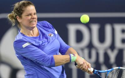 Kim Clijsters finds staying in the loop has its fine points