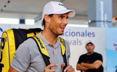 Rafael Nadal arrives in Mexico in search for supremacy, first title of the season