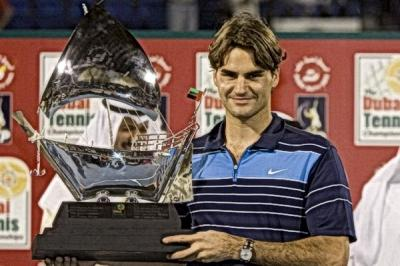 On this day: Roger Federer regains Dubai crown lost to Rafael Nadal