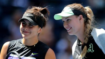 Bianca Andreescu's response to Darren Cahill's remarks