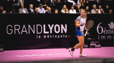 Lyon Open: Anna-Lena Friedsam to take on Sofia Kenin in title quest