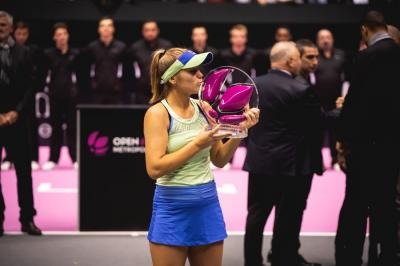Lyon Open: Sofia Kenin thwarts Anna-Lena Friedsam for 2nd title of the season